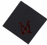 MADAME X  -  USA PROMO LAUNCH PARTY NAPKIN